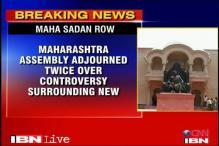 Maha Assembly adjourned twice on Sadan issue