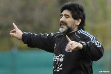 Sacked Maradona replaced by Metsu at Al Wasl