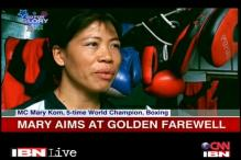Mary Kom sets her sights on London 2012 gold