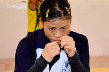 Mary Kom eyes Olympic glory before retirement