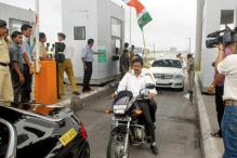 Mumbai: MNS bikers break all rules on sea link