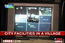 Gujarat village with 24-hr Wi-Fi, CCTV cameras
