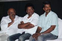 In pics: Audio launch of Tamil film 'Mugamoodi'