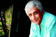 I admire writers, says Naseeruddin Shah