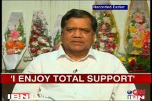 Karnataka: Shettar says no to felicitations