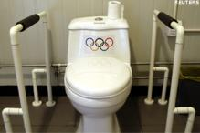 'Toilet trouble' at Olympic Games Village
