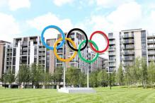 Bindra, archers, lifters enter Olympic Village