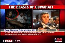 Guwahati molestation: Punish the guilty, says Omar Abdullah