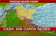 J&K: Pakistani Army soldier arrested in Poonch