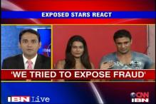 Black money sting: Payal Rohatgi gives bizarre defence