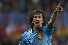 Spain's Villa, Puyol to attend Euro 2012 final