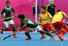 Hockey: Pakistan hold Spain 1-1; Aus spank SA 6-0