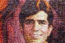 Tribute: Rajesh Khanna Mosaic Made of 1500 Images From His Films