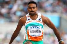 Maheshwary cleared for Olympics