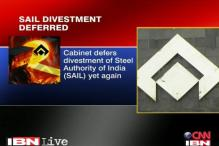 Divestment in SAIL deferred again