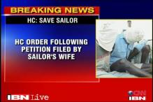 Sailor in captivity: Centre asked to act