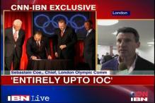 Kalmadi at Olympics: 'It is India's internal matter'