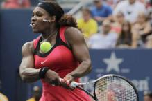 Gibbs sets up date with Serena at Stanford