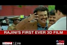Rajinikanth's 'Sivaji' to be released in 3D