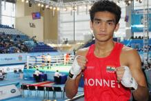 Indian boxing squad arrives in Olympics Village