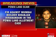 Powai land case: FIR filed against Hiranandani