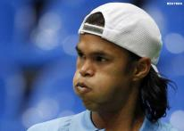 Somdev crashes out of men's singles tennis
