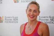 Men like older women: Sharon Stone