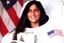 Sunita Williams takes off on 2nd space visit