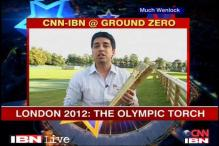 London 2012: The Olympic torches go on sale