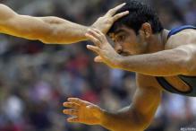 'Sushil, Yogeshwar India's best bet in wrestling'