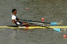 Rower Swarn fails to make it to the semis