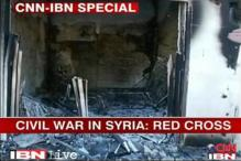 As Syrian conflict spreads, Red Cross declares it a civil war