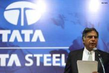 S&P lowers outlook of Tata Steel
