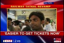 It is easier to get Tatkal tickets now: Passengers