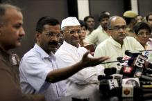 Anna's fast today, stage set for confrontation