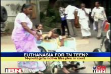 Euthanasia for TN teen, family asks govt for help