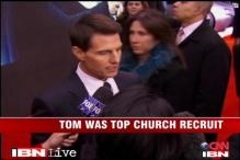 Tom Cruise's close connection with Church of Scientology
