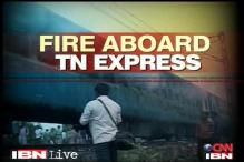 Tamil Nadu Express fire: List of the injured