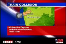 Vidarbha Express collides with local train, 3 dead