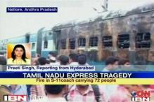 TN Express fire: 30 feared dead, 25 injured