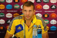 Shevchenko gives up soccer for politics