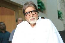 Amitabh Bachchan to carry Olympic torch in London