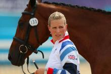 Royalty Zara Phillips set for Olympic debut