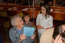101-year-old Florence Detlor - the oldest Facebook user