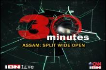 30 minutes: Assam, split wide open