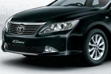 The all new Toyota Camry comes to India