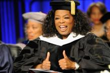 Oprah voted world's highest paid celebrity