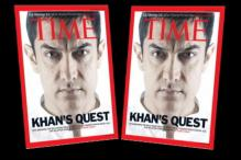 Aamir Khan makes the cover of Time magazine