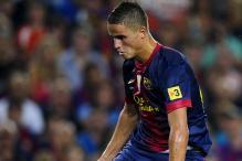 Schalke sign Barcelona's Afellay on loan