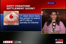 As Chidambaram takes over as FM, Vodafone eyes tax settlement